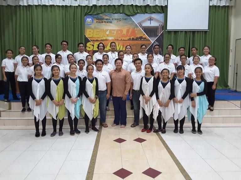 WORSHIP MISSION TO TENOM SABAH