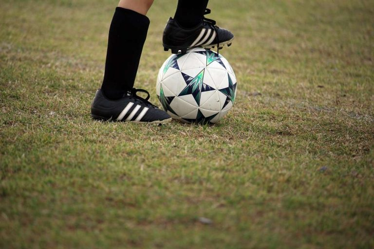 EX-NATIONAL FOOTBALLER PITCHES NEW MISSION