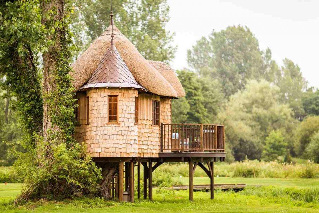 Treehouse For Toddlers